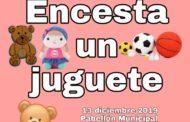 El Club Bàsquet Vinaròs posa en marxa la campanya «Encistella un joguet»