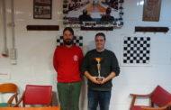 Novena i última ronda del Campionat Social 2019 en la seu del Club Escacs Benicarló