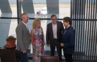José Martí promocionarà a França l'oferta turística de la província amb la pròxima obertura de la línia aèria  Castelló-Marsella