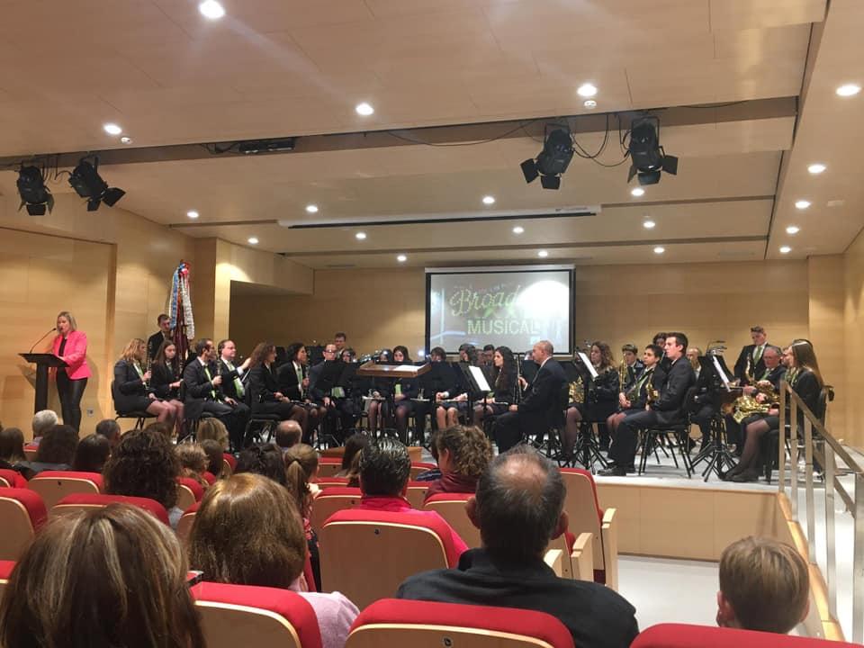 Santa Magdalena; L'Agrupació Musical de Santa Magdalena celebra Santa Cecilia