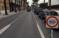 La Policia Local de Benicarló continua amb tasques de control de vehicles