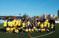 El Campus de Futbol Solidari de Nadal de Peníscola celebra la seua XI edició
