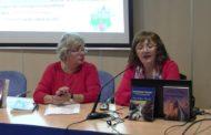 Vinaròs; presentació del nou llibre de Pilar Bellés a la Biblioteca Municipal 23-11-2019