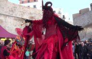 Peníscola; mercat medieval 27-12-2019