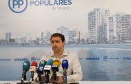 El PP de Vinaròs lamenta que les obres promeses després de l'anterior temporal segueixen pendents