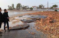 Alcalà-Alcossebre sol·licitarà la declaració de zona catastròfica per als municipis afectats pel temporal Glòria