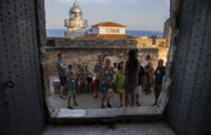 La diputada de Cultura, Ruth Sanz, destaca que prop de 290.000 persones van visitar en 2019 el Castell de Peníscola