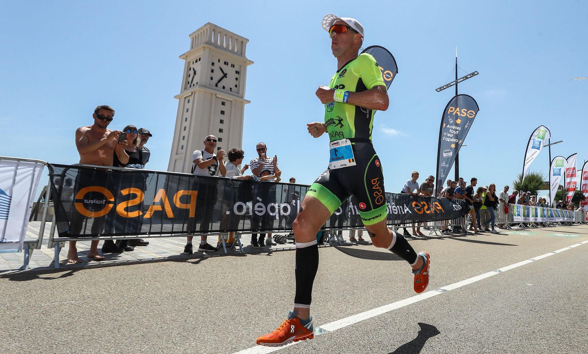 El Campió del Món, Frederik Van Lierde, estarà en el Infinitri Triathlón Peníscola 2020