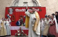 Benicarló; Missa Solemne a l'església de Sant Bartomeu en honor a Sant Antoni, entrega de premis, i benedicció d'animals a Benicarló 18-01-2020