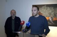 Benicarló; Inauguració de l'exposició «Quan dormen els arbres» de Lluís Ibáñez al Museu de la Ciutat de Benicarló 16-01-2020