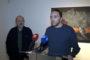 Vinaròs; Encesa de la Foguerada de Sant Antoni a la Plaça Corts Valencianes de Vinaròs 16-01-2020