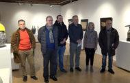 Benicarló; Inauguració de l'exposició col·lectiva «Ceramistes  contemporanis castellonencs» al Museu de la Ciutat de Benicarló