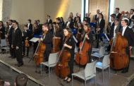 Benicarló; Concert de Reis de l'Orquestra Clàssica de Benicarló al Magatzem de la Mar de Benicarló 05-01-2020