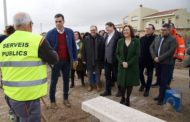 Martí agraeix als presidents Sánchez i Puig l'activació d'ajudes pel temporal i la seua visita a Castelló