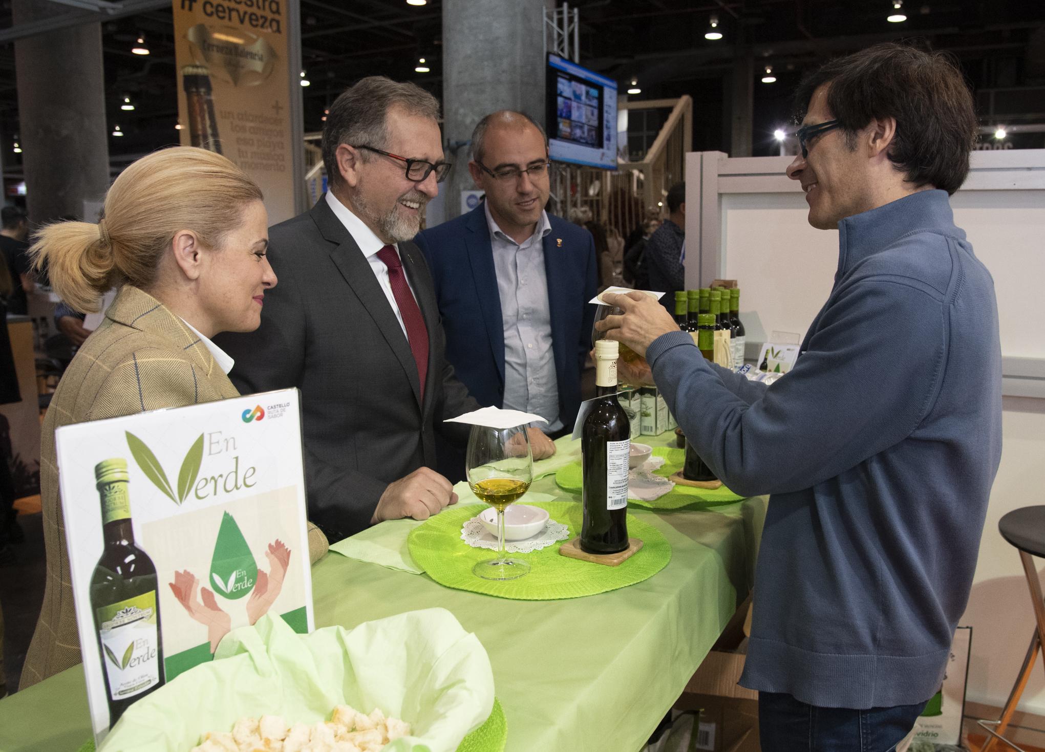 El cicloturisme i la gastronomia protagonitzen l'oferta turística de la Diputació de Castelló en FITUR 2020