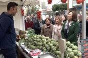 Benicarló; Inauguració de la Fira de Productes Gastronòmics i de Proximitat de Benicarló