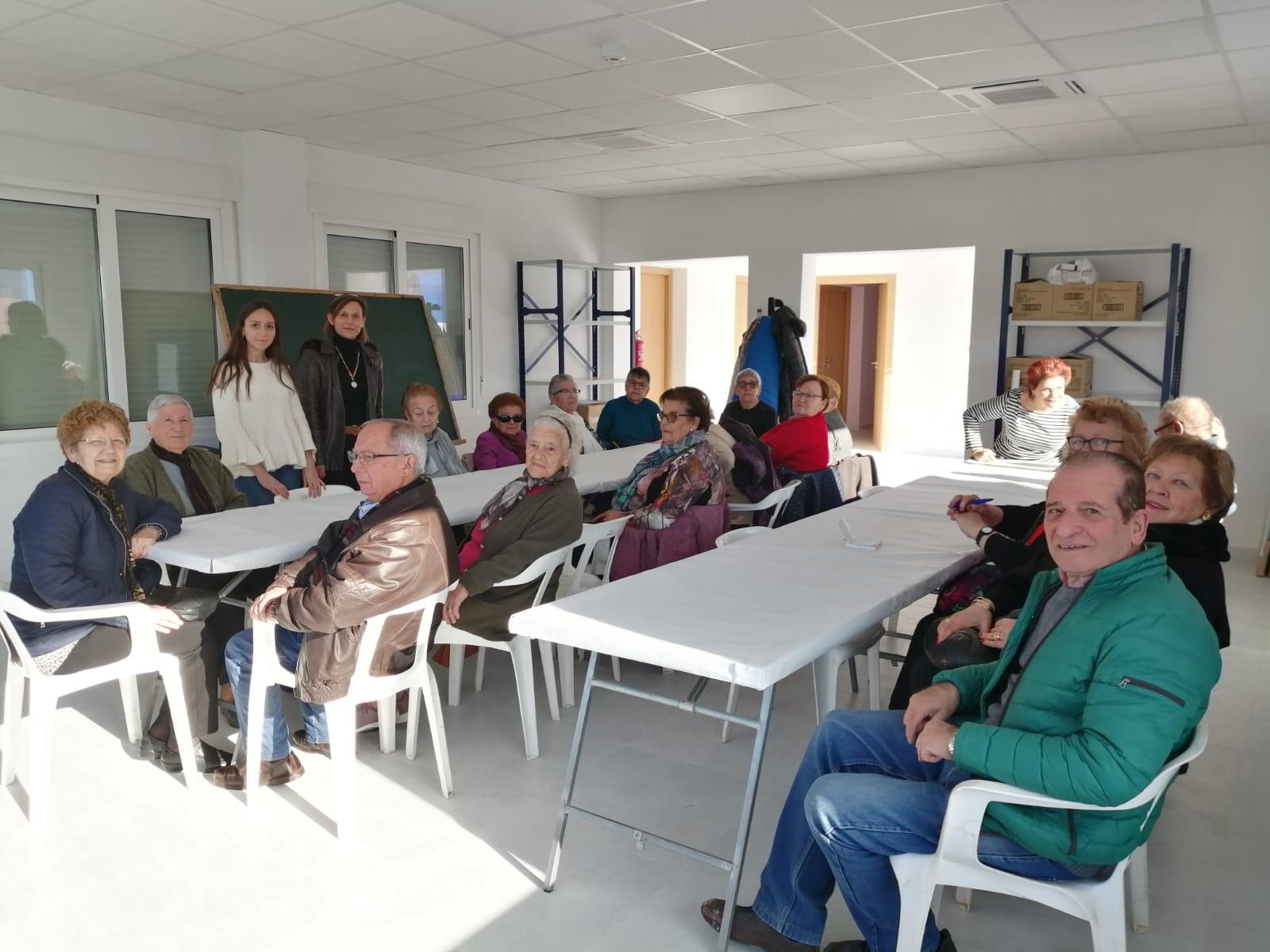 Benestar Social de Peníscola clausura amb èxit el taller de memòria i estimulació cognitiva