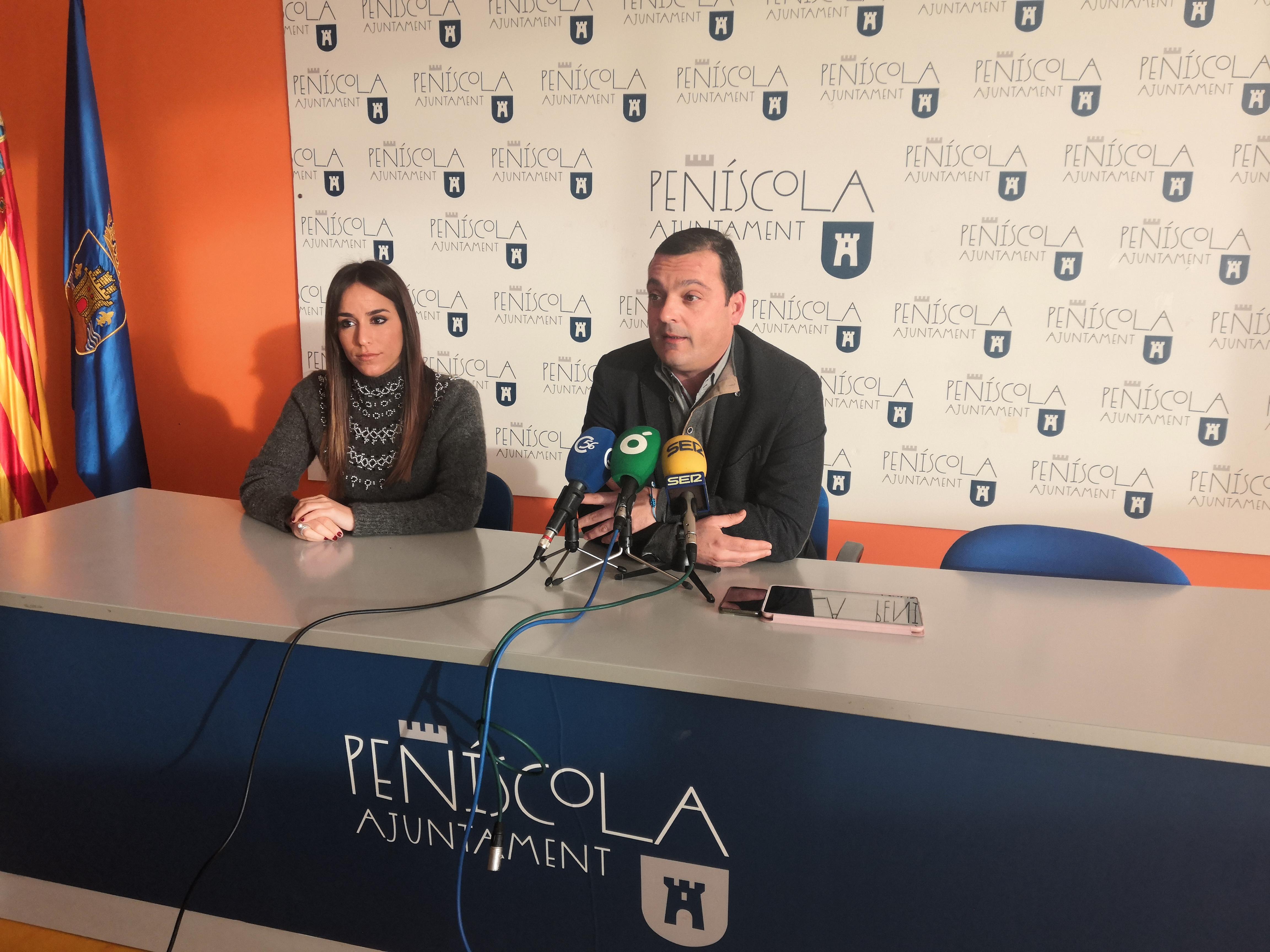 Peníscola reivindicarà en Fitur la seua aposta per la sostenibilitat i la intel·ligència turística