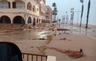 L'Ajuntament de Peníscola quantifica en més de dos milions d'euros els danys causats per la borrasca