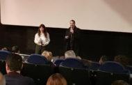 Lucia Alemany omple els Cinemes Amposta acompanyada de Maestrat Viu