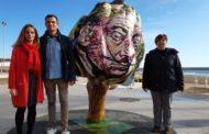 La tercera i la quarta escultura de la carxofa de Benicarló ja han vist la llum