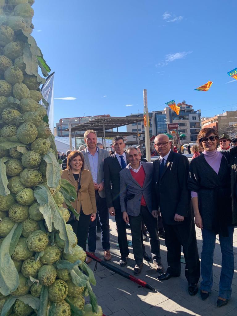 """Bonig (PP) demana a Sánchez i Puig que la seua visita """"no es quede en una foto i un anunci"""" i agiliten les ajudes"""