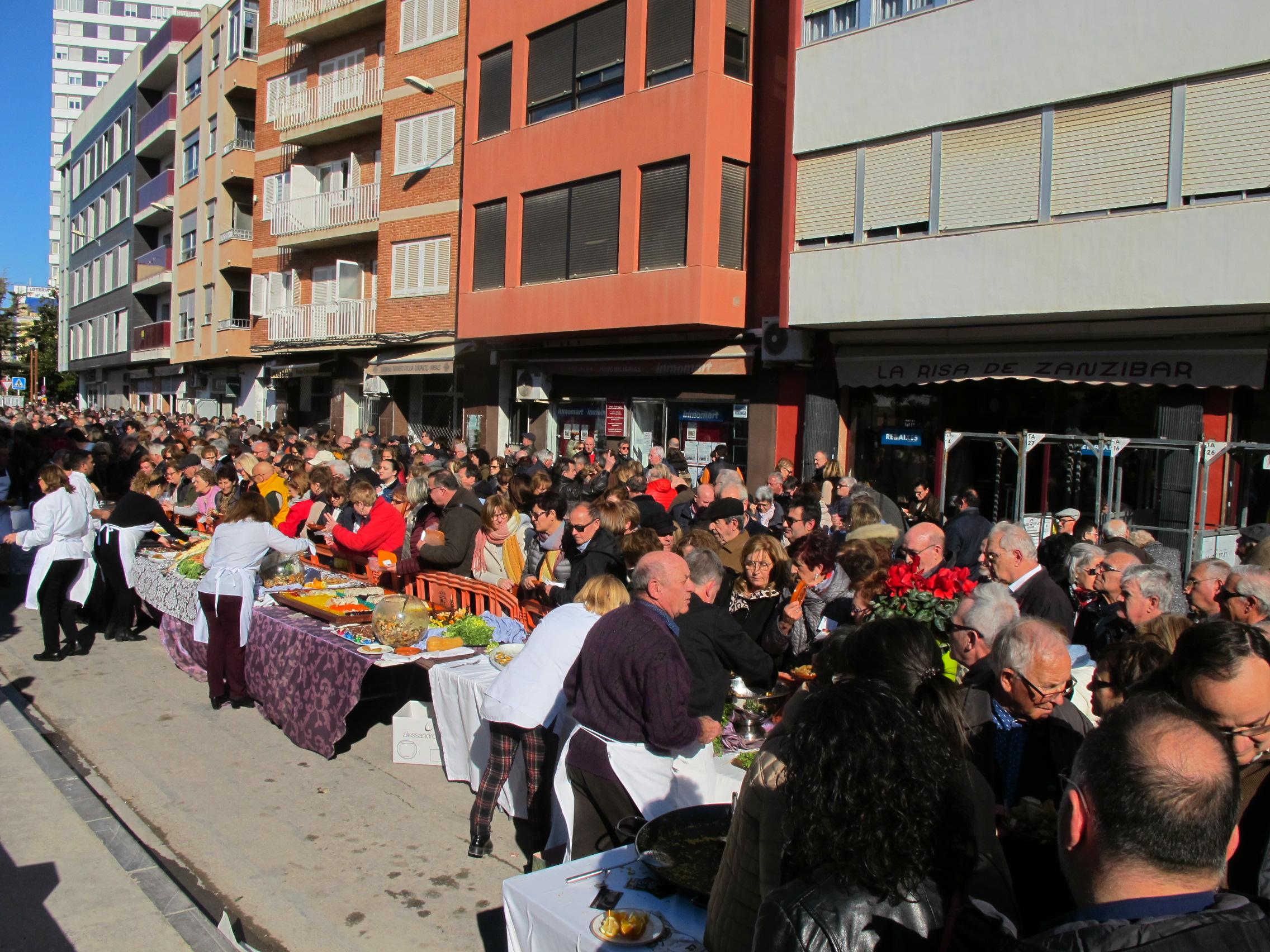 Benicarló prepara una multitud d'actes per homenatjar la carxofa en els seus dies grans