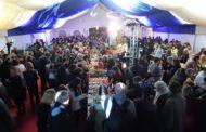 La Festa de la Carxofa comença amb l'èxit aclaparador de la Demostració de pinxos