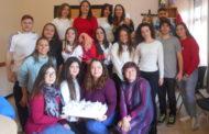 El Centre Geriàtric Sant Bartomeu de Benicarló se suma a la celebració de Sant Antoni