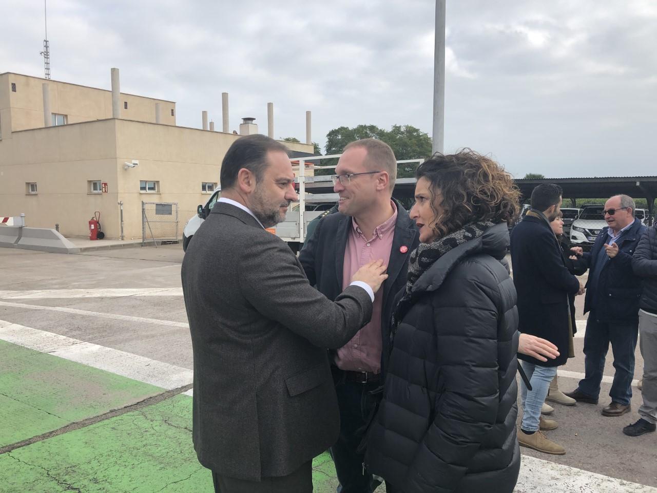 """Blanch: """"Amb una AP7 lliure i gratuïta es garanteix l'accés a les autopistes dels i les castellonenques en igualtat de condicions"""