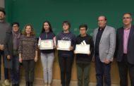 Vinaròs; Lliurament de premis del XXIX Concurs de Redacció de St. Antoni de la Fundació Caixa Vinaròs 15-01-2020
