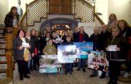 Vinaròs; Lliurament de premis de la campanya  nadalenca de l'Associació de Comerciants de Vinaròs 16-01-2020