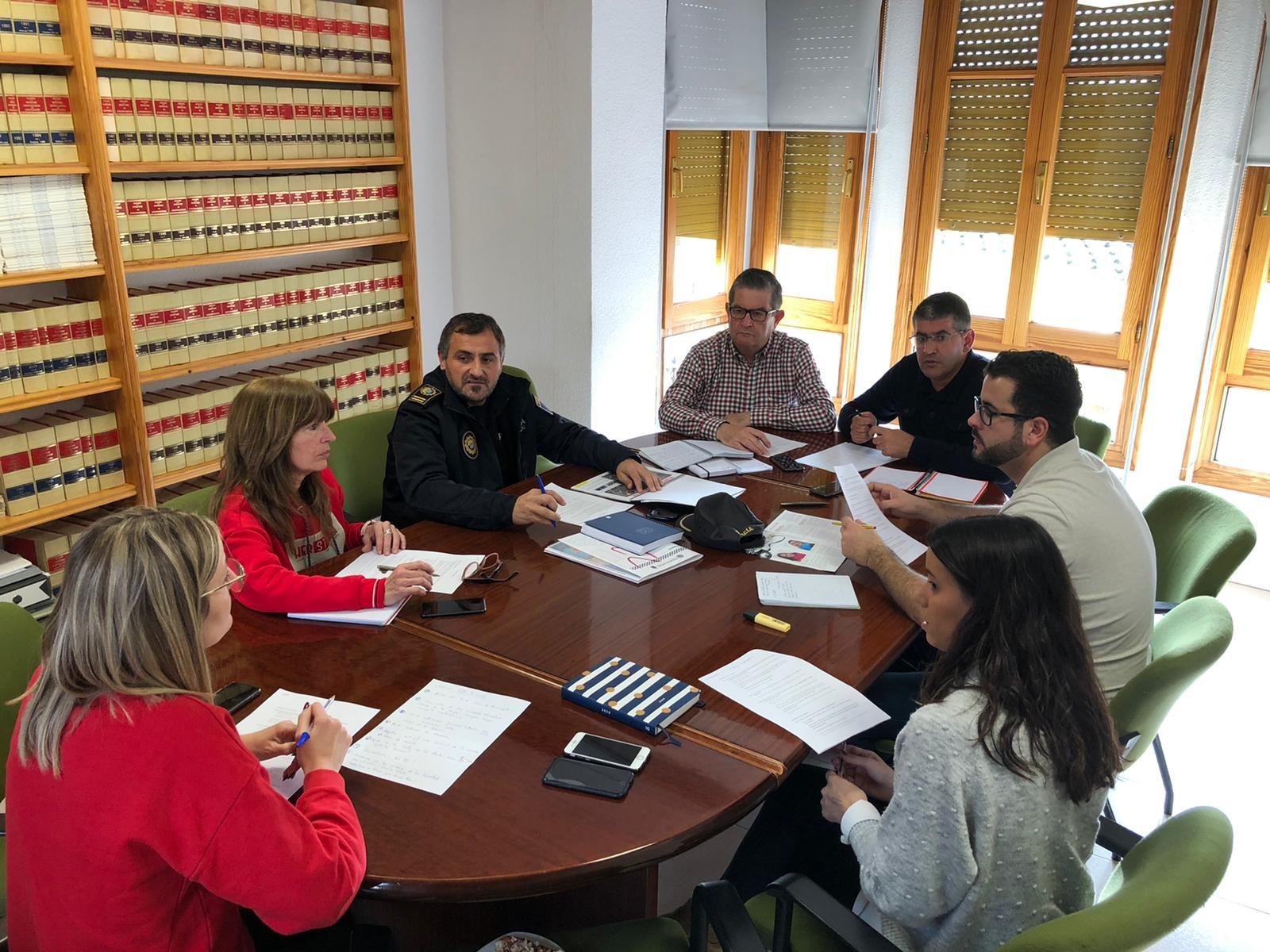 L'Ajuntament d'Alcalà-Alcossebre coordina el dispositiu i ultima millores en el Carnestoltes 2020