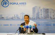 Vinaròs torna a quedar relegat davant de Benicarló en la protecció de la costa segons el PP