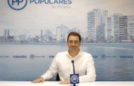"""El PP presenta una moció per exigir al govern central """"un pla integral de protecció de la costa de Vinaròs"""""""