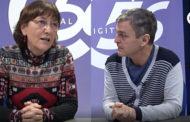 L'ENTREVISTA. Nati Romeu, Fundació Caixa Vinaròs; i Alfredo Llopico, Fundació Caixa Castelló 25-02-2020