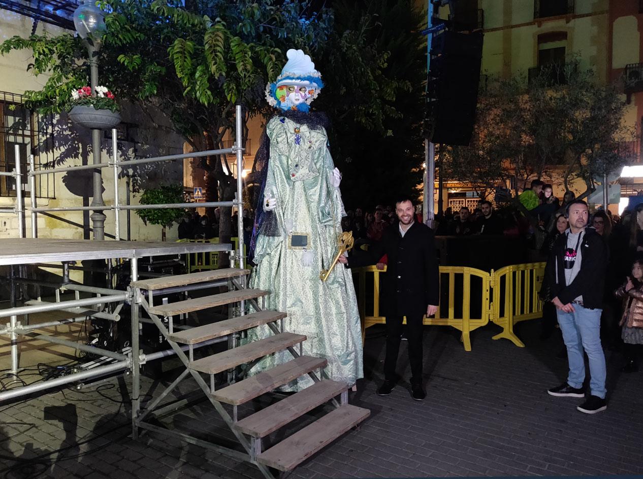 Dissabte es va donar inici a la programació del Carnaval de Vinaròs
