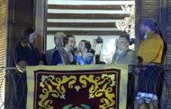 Benicarló; Crida des dels balcons de l'Ajuntament a càrrec de les Falleres Majors de Benicarló 29-02-2020