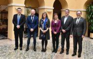 Les diputacions de Castelló, València, Tarragona, Barcelona, Lleida i Girona reclamen l'impuls del Corredor del Mediterrani