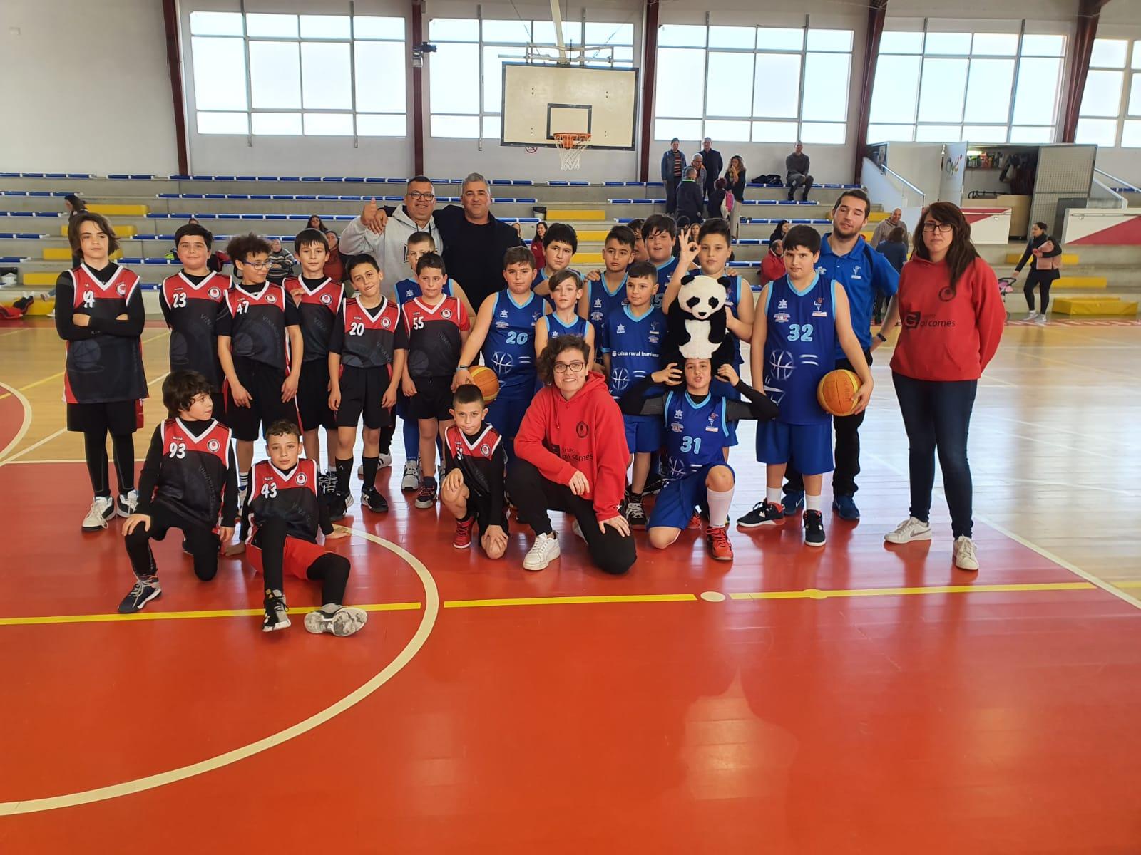 Activitat del cap de setmana del Club Bàsquet Vinaròs