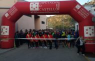 Més de 700 persones participen en la XVII Marxa Senderista de Cervera del Maestre