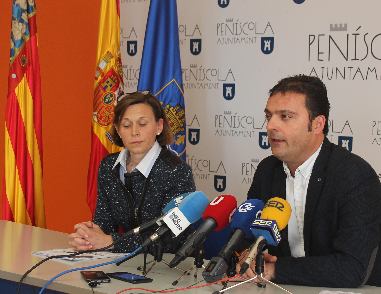 L'Ajuntament de Peníscola justifica a Sanitat la seua condició turística per insistir sobre la necessitat d'una base d'ambulància