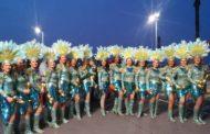 Gran èxit de participació en el segon i última desfilada del Carnestoltes de Peníscola