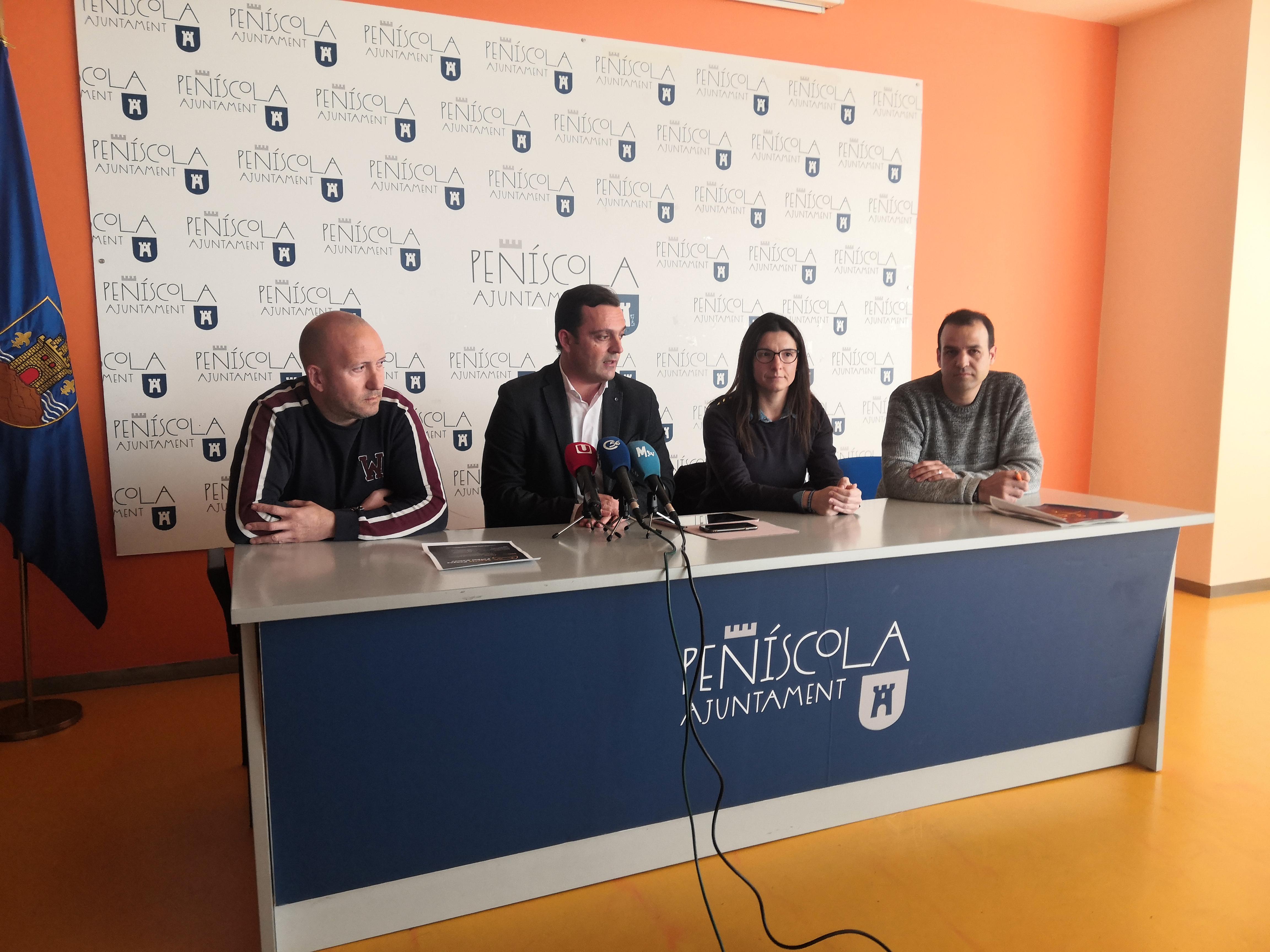 La Penya Barcelonista de Peníscola presenta el torneig Penyes Futbol Games