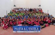 El CEIP Albert Selma de Santa Magdalena participa en la trobada 'Pilota a l´Escola' a Traiguera