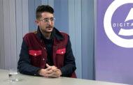 L'ENTREVISTA. Marc Albella, regidor de Promoció de la Ciutat, Interés Turístic, Projecció Festiva i Relacions Institucionals de Vinaròs 02-02-2020