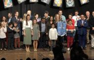 Benicarló; La Falla Amics del Foc entrega els premis a la Millor Presentació Fallera a l'Auditori Pedro Mercader 28-02-2020