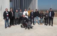 Alcalà de Xivert; Apertura de la nova instal.lació municipal de rentat de maquinària agrícola a Alcalà de Xivert 13-02-2020