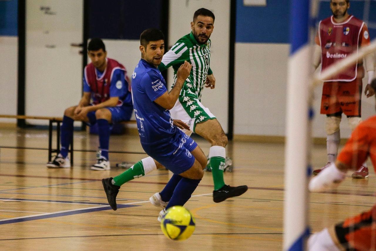 El Servigroup Peníscola s'acomiada de la Copa en caure 2-1 davant el Betis