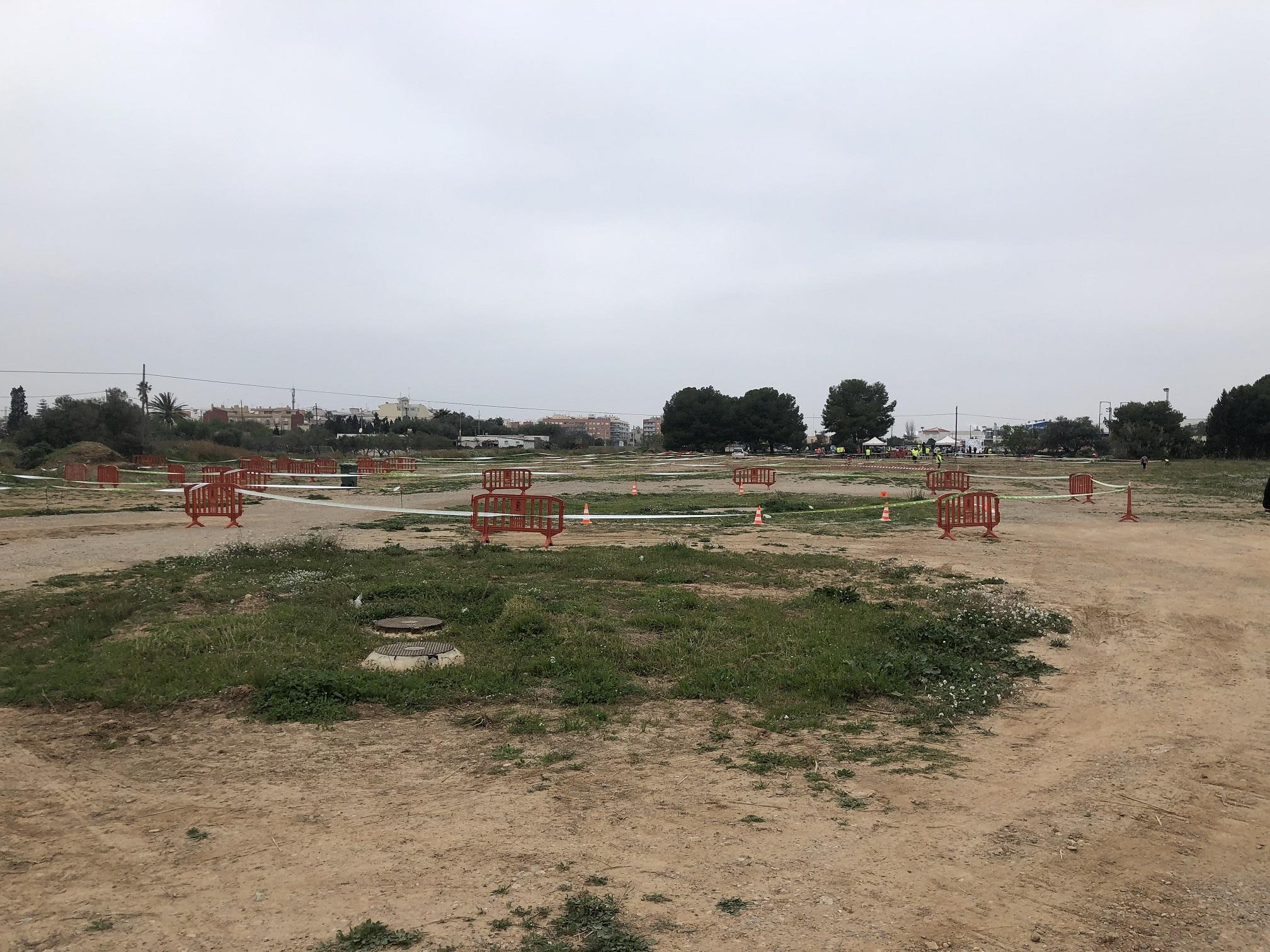 Compromís Benicarló proposa l'ús esportiu permanent de la zona de cross annexa a les pistes d'atletisme